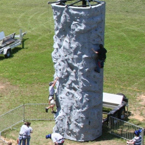 5 Man Rock Wall