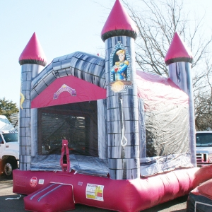 Princess Castle Bounce