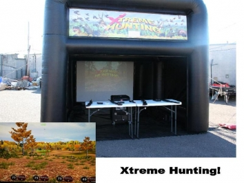 Extreme Hunting Laser Shooting Gallery