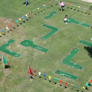 9 Hole Minature Golf