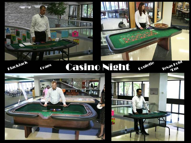 Fun Zone - Oklahoma City, OK | Casino Table Rentals